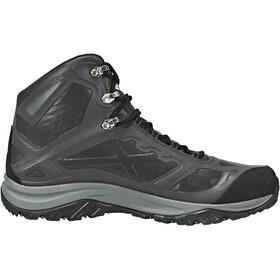 Columbia Terrebonne Outdry Extreme Mid Shoes Herren black/white